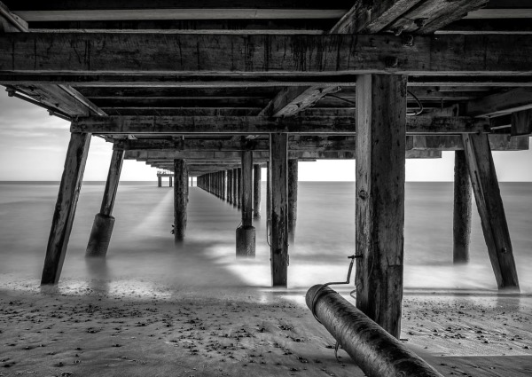 Southwold Under the Pier (2nd place)