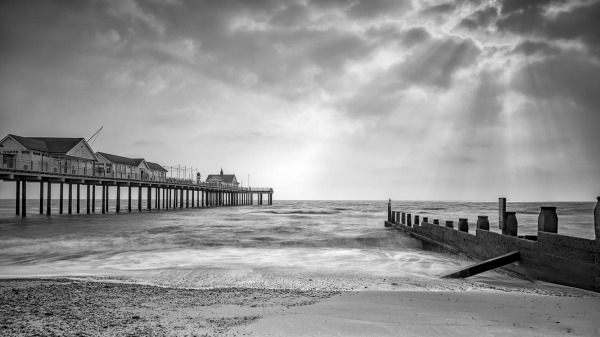 Southwold South of the Pier (2nd place)