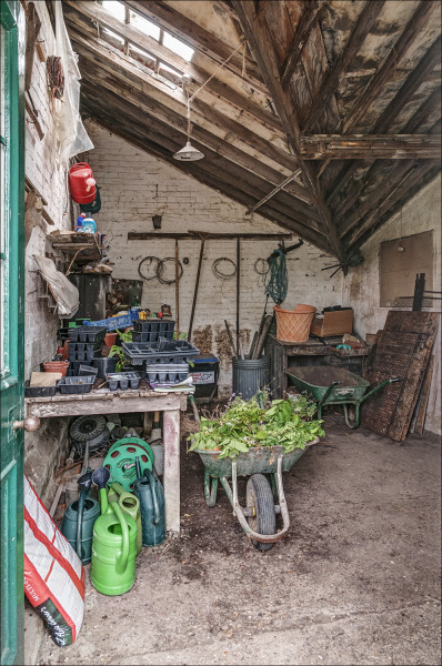 The Potting Shed (Highly Commended)